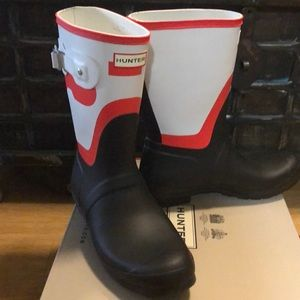 Hunter Short Shadow Boot